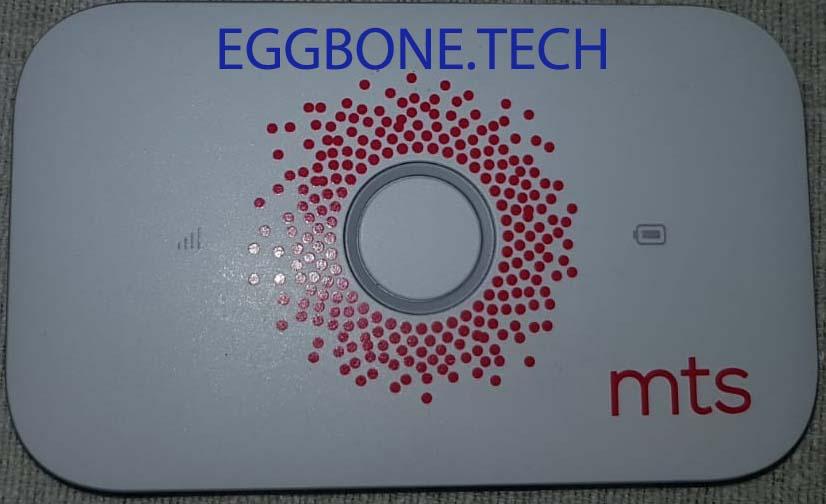 Unlock MTS Huawei E5573CS-322 from Serbia - EGGBONE