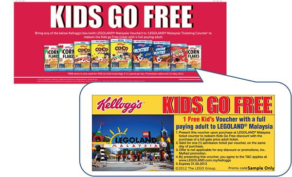 New vouchers for LEGOLAND ® Windsor Resort