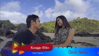 Lirik Lagu Denik Armila - Kanggo Riko