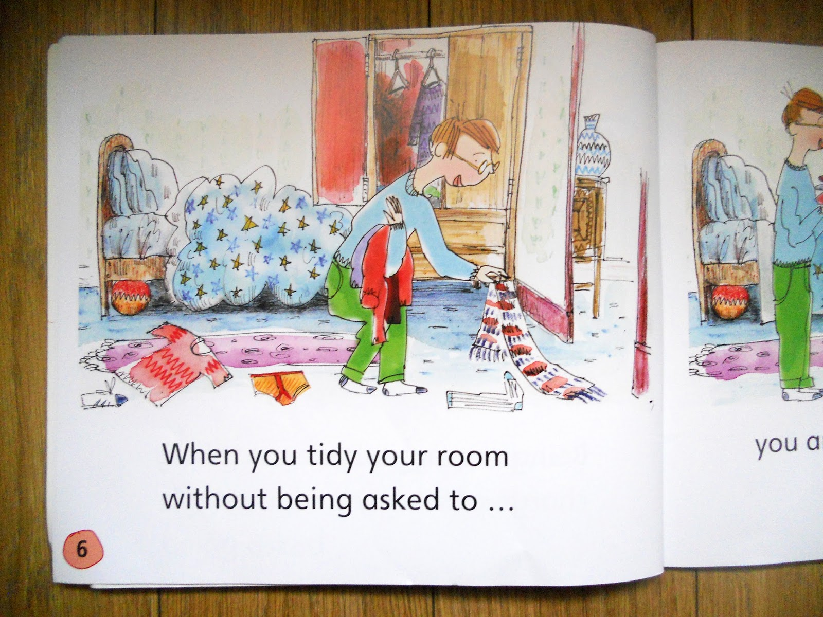 missus b s picture book reviews being responsible citizenship