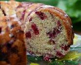 Raspberry Morning Cake