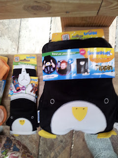 Pippin penguin , Trunki, Snoozihedz