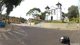 Igreja Matriz em Ipoema/MG.