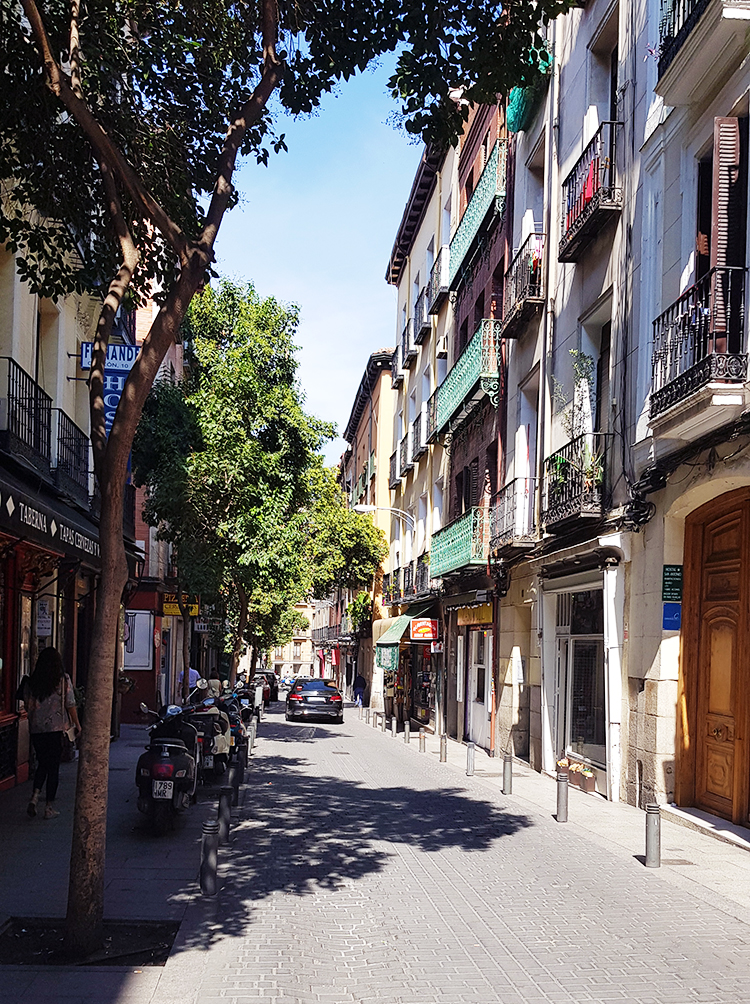 Rue de Madrid