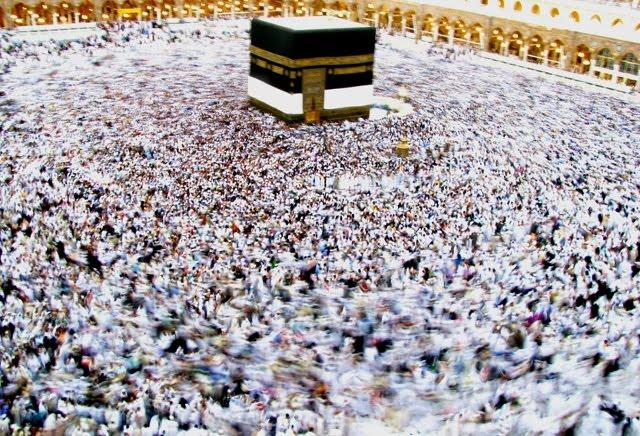 Arab Saudi Larang Tiga Juta Warga Palestina Pergi Haji dan Umrah