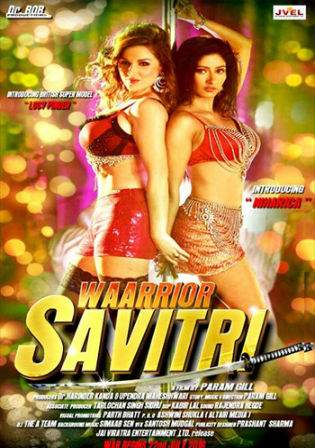 Warrior Savitri 2016 HDRip 480p Hindi Movie 350MB Watch Online Full Movie Download bolly4u
