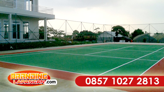 Harga Cat Lapangan Tenis Outdoor