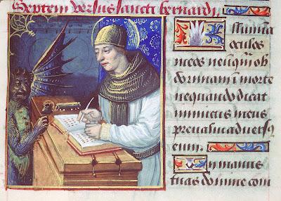 Titivillus, el demonio de los escribas