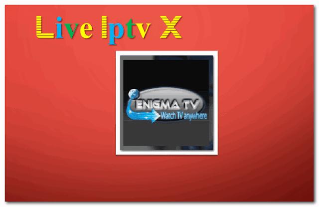 Enigma-TV live tv addon