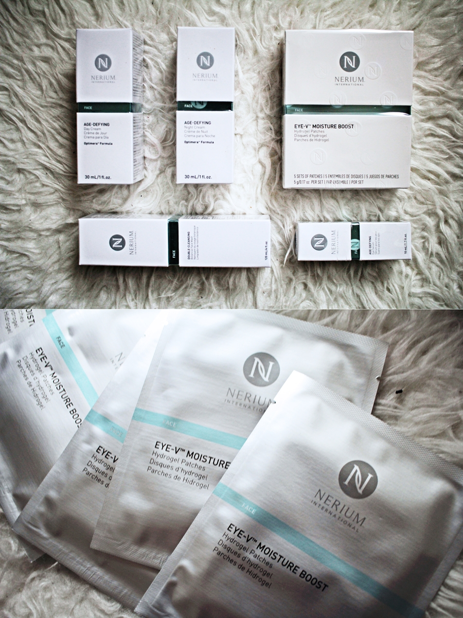 nerium review cremes