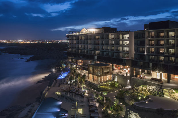 Cabo San Lucas Newest Luxury Hotel The Cape By Thompson Hotels