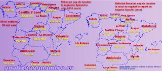 Cât contribuie la PIB și la buget Catalonia