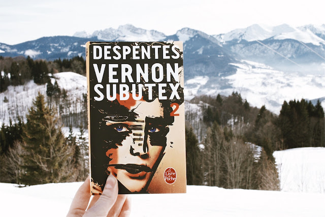Vernon Subutex Virginie despentes Livre de poche