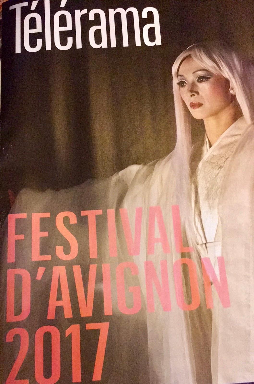 festival avignon telerama