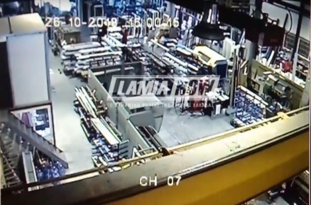 Βίντεο: Η στιγμή που ο σεισμός χτυπάει τη Λαμία!