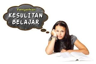 pengertian kesulitan belajar-difficulty learning-faizalhusaeni.com