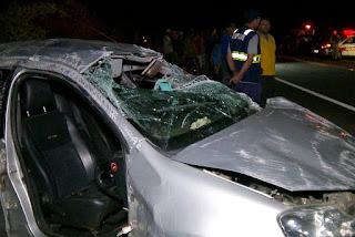 Morre terceira vítima envolvida no acidente que matou vice-diretor professor da UFPB