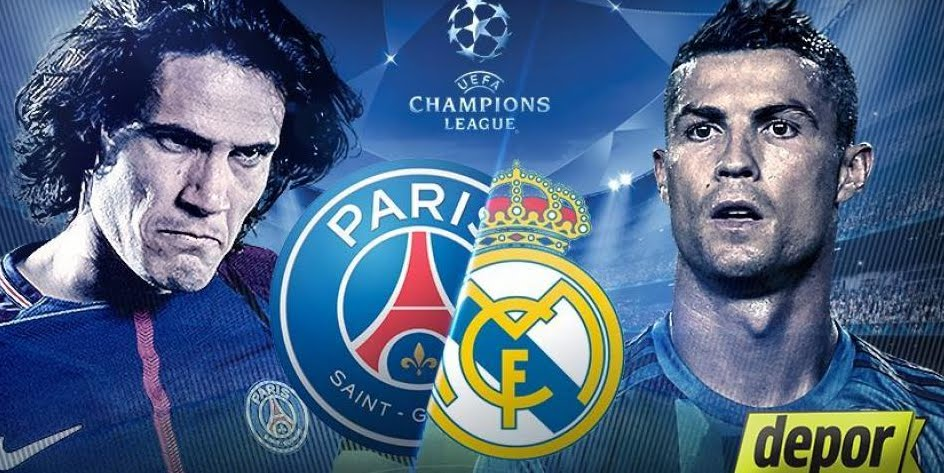 Dove Vedere Paris SG-Real Madrid Streaming Video Diretta Online | Calcio Champions League