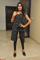Akshida in Black Tank Top at Kalamandir Foundation 7th anniversary Celebrations ~  Actress Galleries 120.JPG