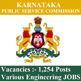 Karnataka Public Service Commission, KPSC, PSC, Karnataka, Graduation, Engineering, freejobalert, Sarkari Naukri, Latest Jobs, kpsc logo