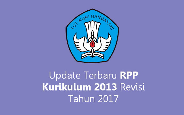RPP K13 Revisi 2017