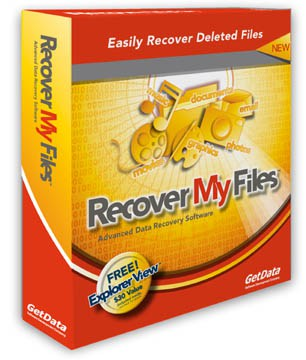 Getdata Recover my files professional
