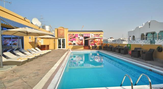 فندق Holiday Inn Downtown Dubai