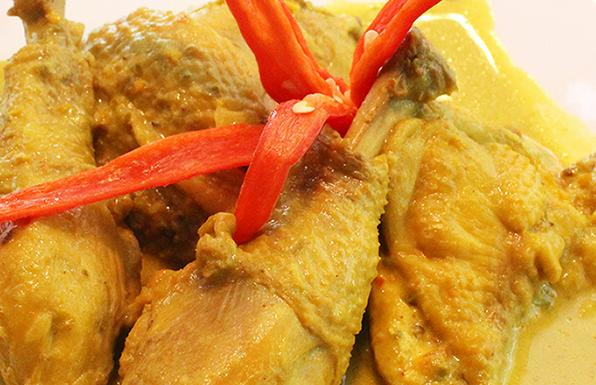 Resepi Ayam Masak Lemak Cili Api Kurang Pedas