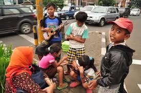 Kondisi Anak Jalanan di Indonesia