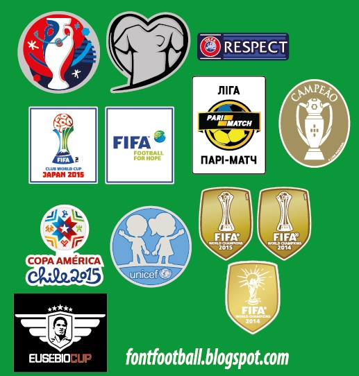 promo code 340d1 d4196 FONT FOOTBALL: Patch Badge Shirt on Vector Euro 2016 french ...
