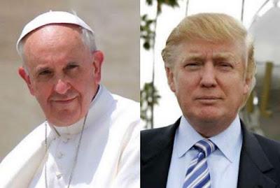 Pope Francis congratulates President Trump on his inauguration