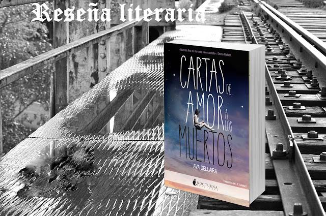 Reseña Literaria: Cartas de amor a los muertos. Blog Negro sobre Blanco