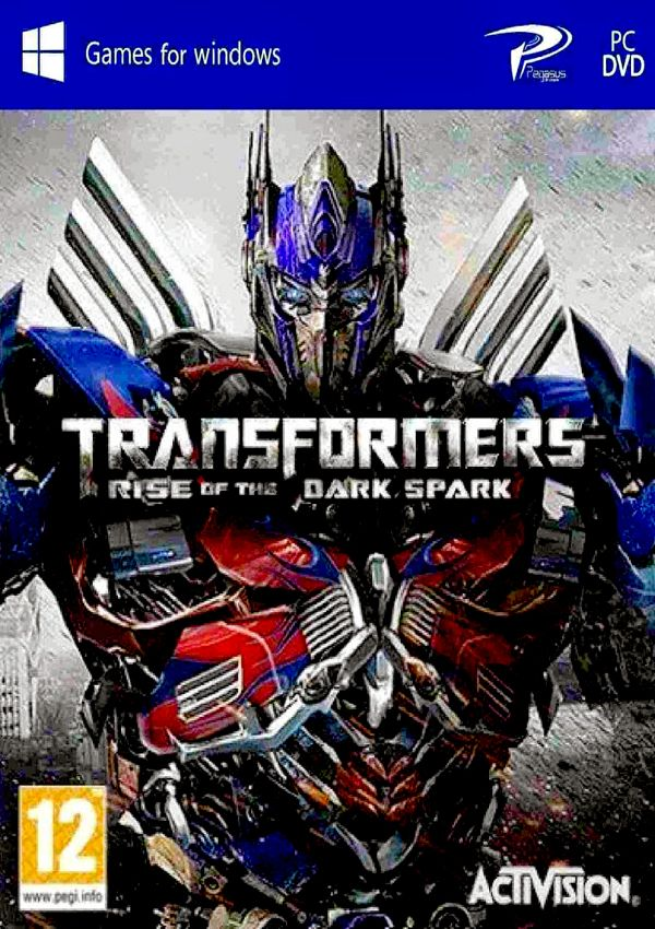 Transformers-Rise-Of-The-Dark-Spark-Download-Cover-Free-Game