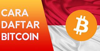 Cara Membuat Rekening atau Wallet Bitcoin di INDODAX Dulu Vip Bitcoin