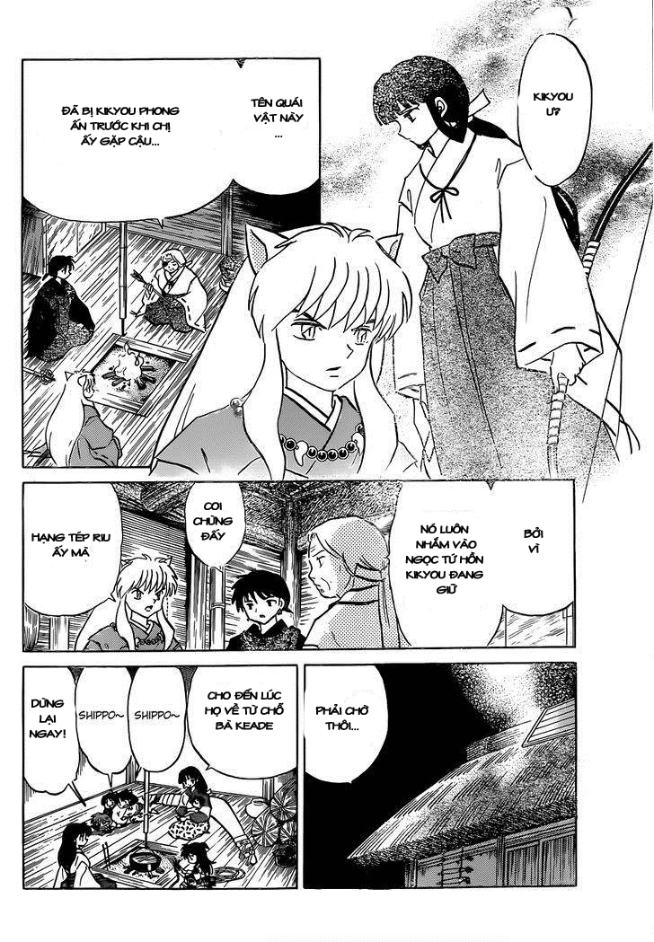 Inuyasha vol 56 - chap extra trang 12