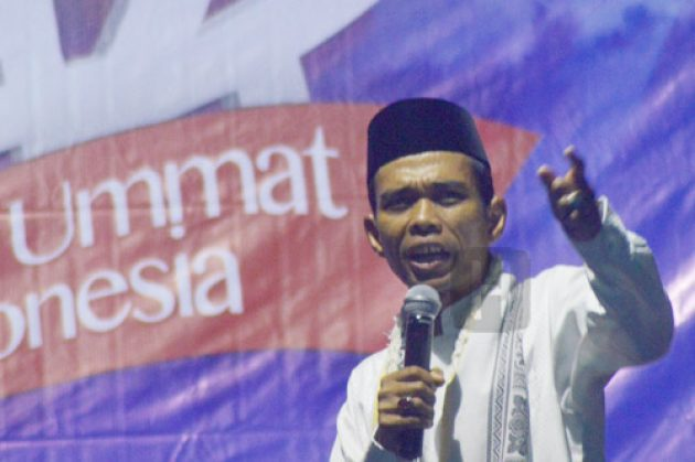 Ustadz Abdul Somad: LGBT Anti Kebinekaan