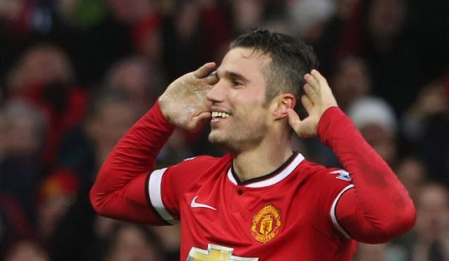 Gol de van Persie é eleito o mais bonito da história da Premier League