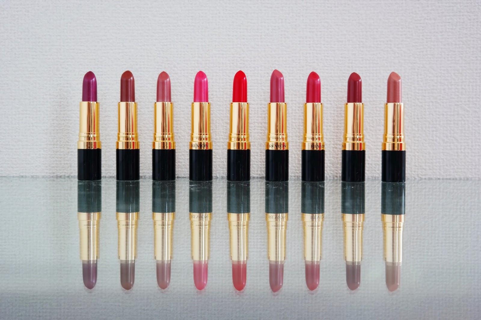 Revlon Lipstick Choose Shade Colour Lustrous Lip Gloss