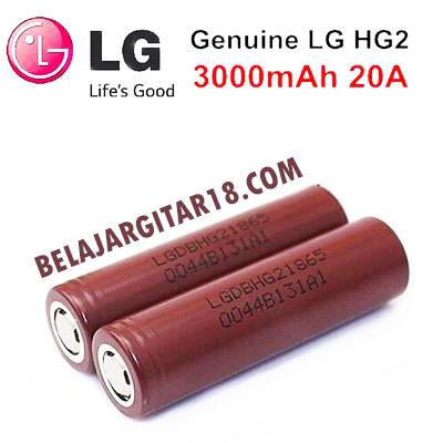 LG HG2 3000mAh 20 A