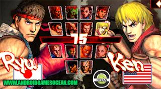 Street Fighter IV Version 1.00.03 APK+DATA AGO - Android Games Ocean
