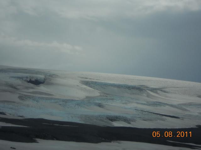 2ND BIGGEST GLACIER IN ICELAND