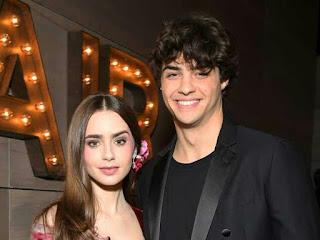 Noah Centineo dan Lily Collins Tampil Romantis Setelah Hadiri Oscar