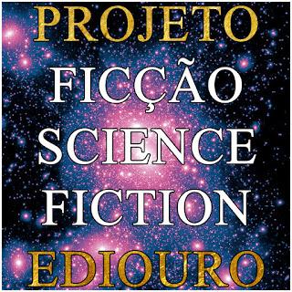 Projeto Ediouro, Livro, Tecnoprint, Ficção Científica, Science Fiction,