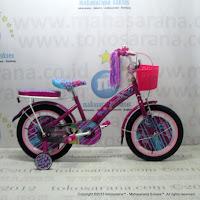 Sepeda Anak Perempuan Element Bonita 16 Inci