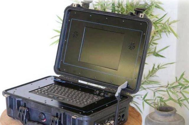Esta seria la forma de uno de estos maletines