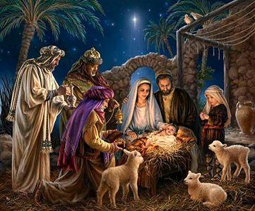 nacimiento de jesus de nazaret