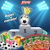 Познайте шампиона по футбол и спечелете награди от ядки Кронос