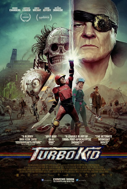 Turbo Çocuk (2015) Film indir
