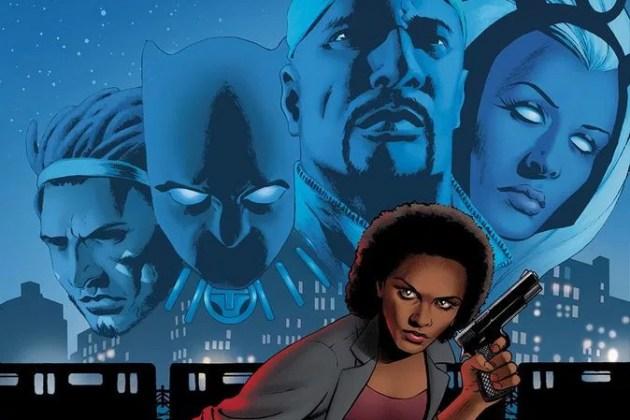 Pantera Negra e The Crew