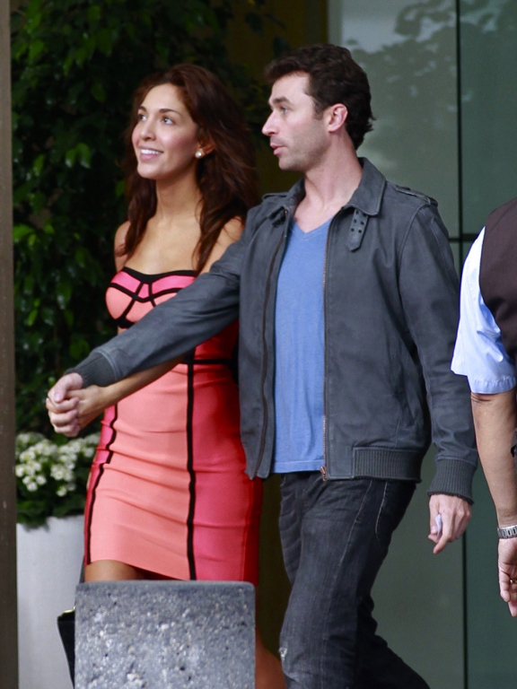 James Deen Farrah Abraham
